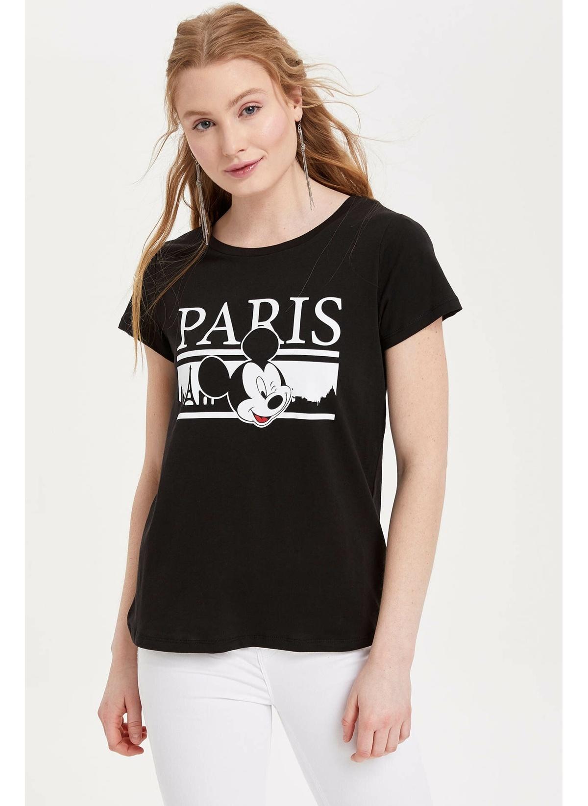 Defacto Tişört K9053az19smbk27t-shirt – 29.99 TL